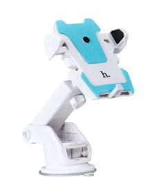 Hoco - CA2 autós telefontartó tapadókoronggal max 85 mm szélességig - kék