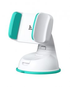 Hoco - CA5 autós telefontartó tapadókoronggal max 85 mm szélességig - kék