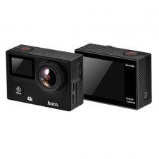 Hoco - D3 4K super ultra HD sport kamera - fekete