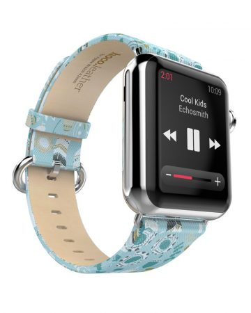 Hoco - Lucida series tündérmese bőr óraszíj Apple Watch 42/44 mm - színes